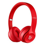 Casti on-ear cu microfon Beats by Dr. Dre Solo 2, Wireless, rosu