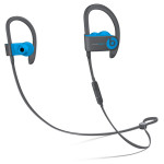 Casti in-ear cu microfon Bluetooth BEATS Powerbeats3 Wireless, albastru