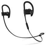 Casti in-ear cu microfon Bluetooth BEATS Powerbeats3 Wireless, negru