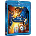 Frumoasa si Bestia Blu-ray + DVD