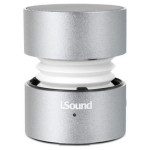 Speaker portabil pentru smartphone, ISOUND Fire 5288, Silver