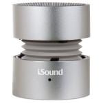 Speaker portabil pentru smartphone, ISOUND Fire 1687, Silver