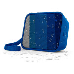 Boxa portabila PHILIPS BT110A/00, 4W, Bluetooth, albastru