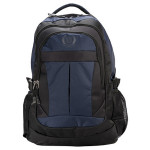 "Rucsac laptop SUMDEX BP-001, 16"", negru-albastru"