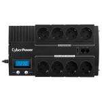 Unitate UPS CYBERPOWER BR1200ELCD, 1200VA, LCD, Schuko