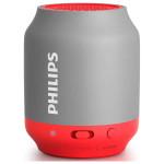 Boxa portabila PHILIPS BT25G/00, 2W, Bluetooth, Rosu
