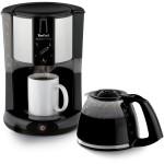 Cafetiera TEFAL Subito Mug CM290838, 1.25l, oprire automata, sistem antipicurare, 1 - 10 cesti, negru