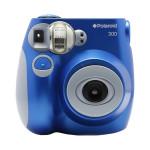 Camera foto instant Polaroid 300, albastru