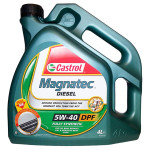 Ulei motor CASTROL Magnatec DPF Diesel, 5W40, 4l