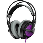 Casti gaming STEELSERIES Siberia 200 Sakura Purple
