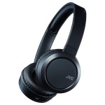 Casti on-ear cu microfon Bluetooth JVC HA-S50BT-B-E, negru