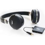 Casti Bluetooth on-ear cu microfon TELLUR Morpheus Zeal, negru