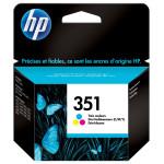 Cartus tricolor HP 351 CB337EE