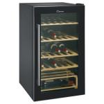 Racitor de vinuri CANDY CCVA 200 GL, 122l, A, 40 sticle, negru