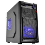 Sistem IT MYRIA Vision 16, Intel® Core™ i7-6700 pana la 4.0GHz, 8GB, HDD 1TB + SSD 240GB, NVIDIA GeForce GTX 1060 6GB, Ubuntu