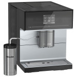 Espressor MIELE CM 7300, 2.2l, display C Touch, negru