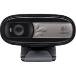 Camera Web LOGITECH C170, 1024 x 768 pixeli, negru