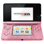 Consola Nintendo 3DS, 3.52/ 3.02 inch, roz