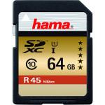 Card de memorie SDXC 64GB HAMA 114944