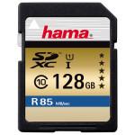 Card de memorie SDXC 128GB HAMA 114950