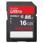 Card de memorie SDHC 16GB SANDISK SDSDU-16GB