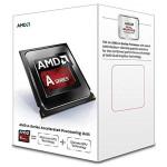 Procesor AMD A4-6300, AD6300OKHLBOX, 3.7GHz/3.9GHz, 1MB, FM2