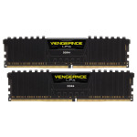 Memorie desktop Corsair Vengeance LPX Black 2x8GB DDR4, CL13, CMK16GX4M2A2133C13