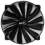 Ventilator AEROCOOL Dark Force 200mm, 700rpm, EN51356