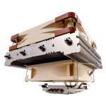 Cooler procesor NOCTUA NH-L12, 1x92mm, 1x120mm, PWM