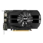 Placa video ASUS NVIDIA GeForce GTX 1050 Ti, 4GB GDDR5, 128bit, PH-GTX1050TI-4G