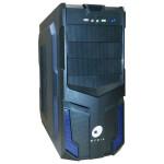 Carcasa MYRIA R3001, 2 x USB 2.0, 500W, black
