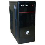 Carcasa MYRIA R3003, 2 x USB 2.0, 460W, black