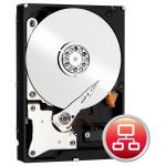 Hard Disk desktop Western Digital Red WD10EFRX, 1TB, SATA3, 64MB, IntelliPower