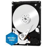 Hard Disk desktop Western Digital Blue SSHD 4TB+8GB SSD, 5400rpm, SATA3, 64MB, WD40E31X