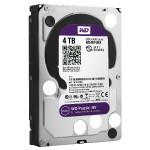 """Hard Disk Surveillance WESTERN DIGITAL Purple 4TB, 3.5"""", SATA3, IntelliPower, 64MB, WD4NPURX"""