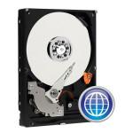 """Hard Disk WESTERN DIGITAL Blue 500GB, 3.5"""", SATA3, 7200rpm, 32MB, WD5000AZLX"""