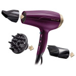Uscator de par REMINGTON Your Style D5219, 2 viteze, 2300W, violet