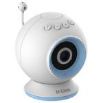 Camera IP wireless D-LINK EyeOn Baby Monitor DCS-825L, alb