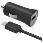 Incarcator auto USB DIGIPOWER IS-PC2M, 2400 mA, negru