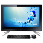 "Sistem All in One SAMSUNG Ativ One 5 DP500A2D, 21.5"" Touch Screen, Intel Core i3-3220T 2.8GHz, 6GB, 500GB, Intel HD Graphics 2500, Windows 8"