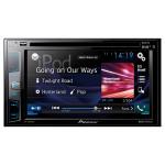 "DVD player auto PIONEER AVH-X3800DAB, 4x50W, 6.2"", USB, Bluetooth"