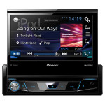 "DVD player auto PIONEER AVH-X7800BT, 4x50W, 1DIN7"", USB, Bluetooth"