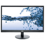 "Monitor LED AOC E2270SWHN, 21.5"", Full HD, negru"