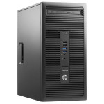 Sistem IT HP EliteDesk 705 G2, AMD Pro A10-8750B pana la 4.0GHz, 8GB, 2TB, NVIDIA GeForce GT 730 2GB, Free Dos
