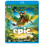 Regatul secret Blu-ray 3D + 2D