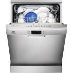 Masina de spalat vase ELECTROLUX ESF5511LOX, 13 seturi, 6 programe, 60 cm, A+, inox