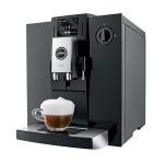 Espressor automat JURA F9 15127, tehnologie P.E.P.®, 15 bari, 1,9 l, negru-argintiu