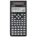 Calculator stiintific CANON F-718SGA, Pana la 18 cifre, negru