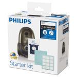 Kit accesorii pentru aspirator PHILIPS Performer Active FC8059/01, filtre + saci