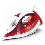 Fier de calcat PHILIPS Azur Performer Plus GC4516/40, SteamGlide Plus, 190g, 2400W, alb-rosu